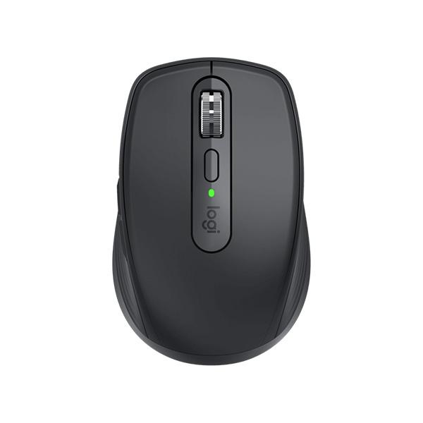 Chuột không dây Bluetooth, Wireless Logitech MX Anywhere 3S (Màu đen)