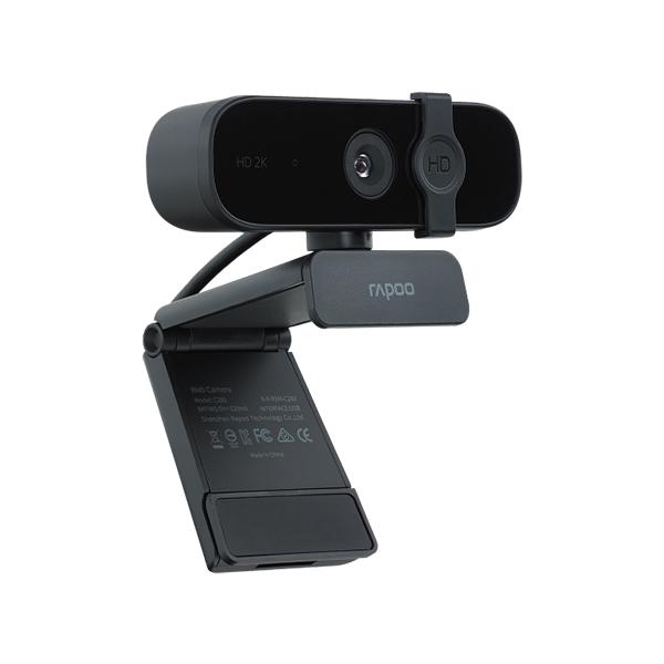 Webcam Rapoo C280 Full HD 1080p - Hàng Chính Hãng