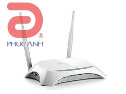Bộ phát wifi TP-Link TL-MR3420 - cổng USB 3G/4G