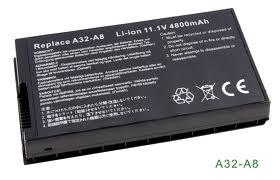 Pin dành cho laptop Asus A32-K53/K55/A8/UL20