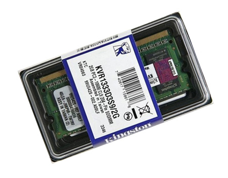 RAM Laptop Kingston 2Gb DDR3 1333