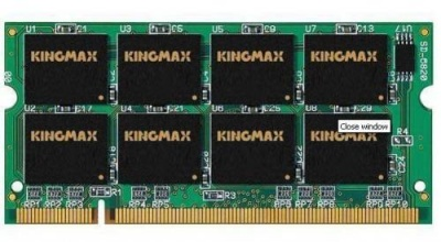 RAM Laptop Kingmax 2Gb DDR3 1333