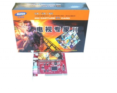 Buster Card (PCI)
