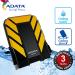 Ổ cứng di động Adata HD710 1Tb USB 3.0 - Vàng