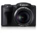 Máy ảnh KTS Canon SX500IS - Black