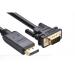 Cáp chuyển Ugreen 10235 Displayport sang VGA 2m