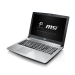 Laptop MSI PE60 6QE 1482XVN (Black)- w/ backlight multi color