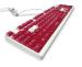 Bàn phím bán cơ I-Rocks KR6260WE Gaming (USB, Có dây)