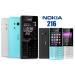 Nokia N 216 (Grey)- 2.4Inch/ 2 sim