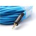 Cáp Audio 3.5mm nối dài 15m Dtech DT-6219 (Chính hãng)
