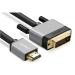 Cáp chuyển Ugreen 20889 từ HDMI sang DVI 24+1 (5m)