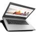 Laptop Lenovo Ideapad 320 14ISK 80XG001RVN (Grey)- Màn full HD, mỏng.
