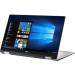 Laptop Dell  XPS 13-9365-70126274 (Silver)- Vỏ nhôm, Touchscreen, khung tràn màn hình, Bút cảm ứng