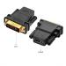 Cổng chuyển Ugreen 20124 DVI (24+1) sang HDMI(đầu cái)