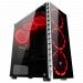 Vỏ máy tính Vitra Glitter Force X1 Pro 2 mặt kính  (Mid Tower / ATX)