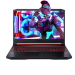 Laptop Acer Nitro series AN515-54-71HS NH.Q59SV.018 (Core i7-9750H/8Gb/256Gb SSD/15.6' FHD/GTX1650-4Gb/Win10/Black)