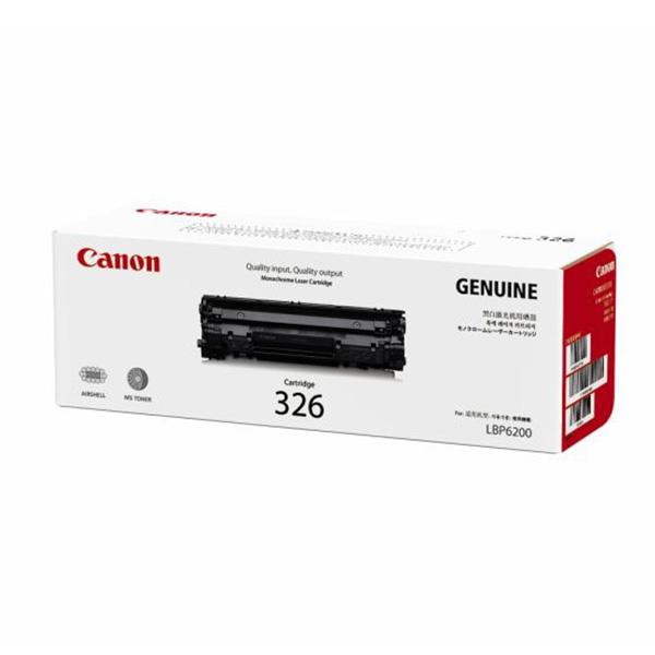 Mực hộp máy in laser Canon 326 - Dùng cho máy in Canon LBP 6200D/ LBP 6230DN