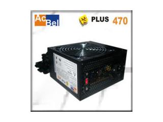 Nguồn PC Acbel ATX E2-470 PLUS 470W