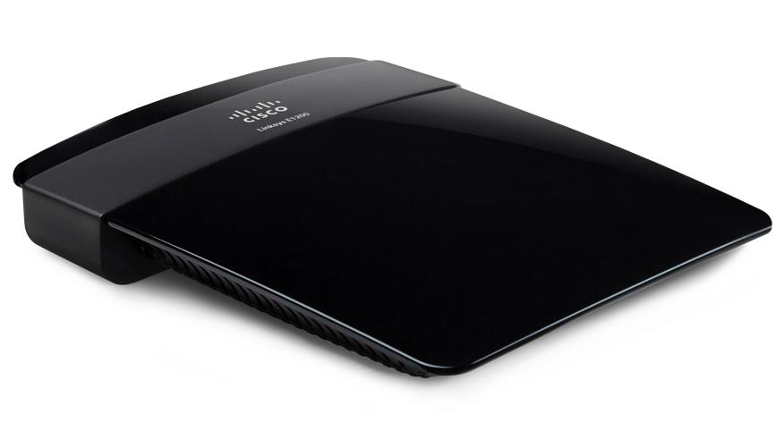 Bộ phát wifi Linksys E1200 300Mbps