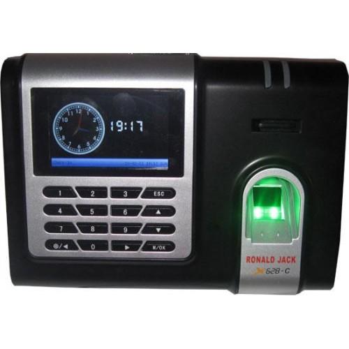 Máy chấm công Ronald Jack X628C - Vân tay/ thẻ
