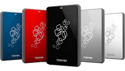 Ổ cứng di động Toshiba Canvio 500Gb USB3.0 Đen