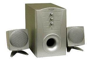 Loa Microlab 2.1 M500