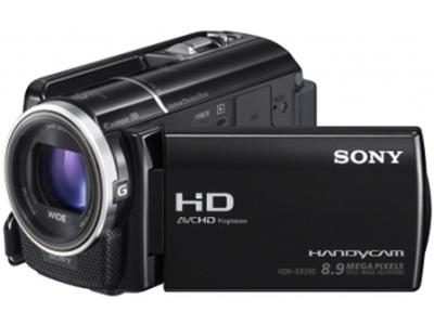 Máy quay KTS Sony Handycam HDR-XR260VE - Black