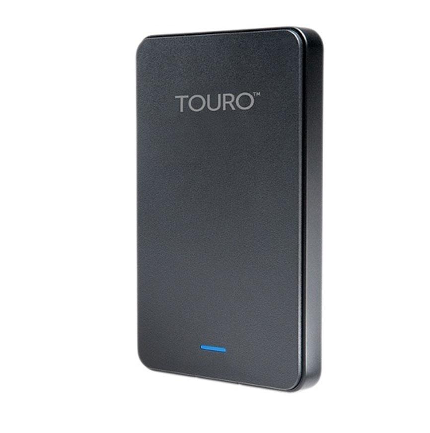Ổ cứng di động Hitachi (HGST) Touro 1Tb USB3.0
